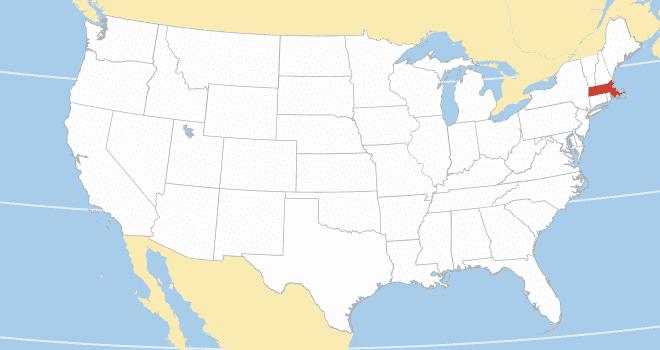 Massachusetts area codes